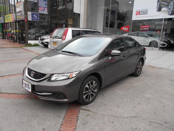 Honda Cívic Exl Aut 2014 Ucx 051