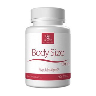 Slim Body Size 90 Cápsulas Akmos