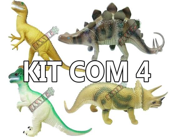 Dinossauro Borracha Tamanho Grande Brinquedo (ver Vídeo)