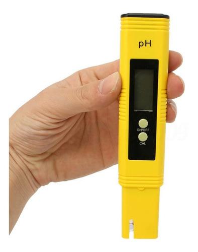 Medidor De Ph Digital - Potenciómetro - Phmetro  Original