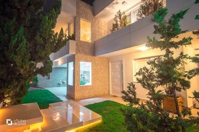 Casa Duplex Em Condominio 3 Quartos Sendo 2 Suítes 350m2 Na Pituba - Sfl038 - 33659613