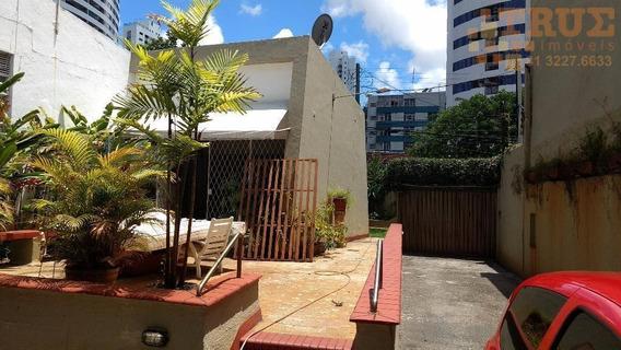 Casa No Bairro Da Torre, Terreno 490m2, 350m2 Construido, 6 Quartos, 5 Vagas, 992827810 (whattsapp) - Ca0123