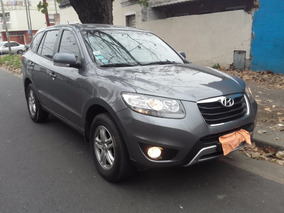 Hyundai Santa Fe 2.4 N 6mt 2012 Impecable Estado