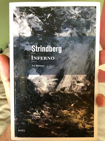 Livro August Strindberg Inferno Editora Hedra