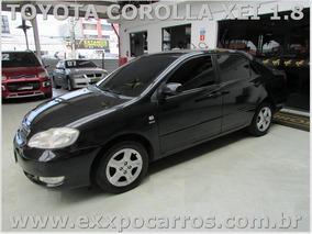 Toyota Corolla Xei 1.8 - Automatico - Ano 2005 - Bonito