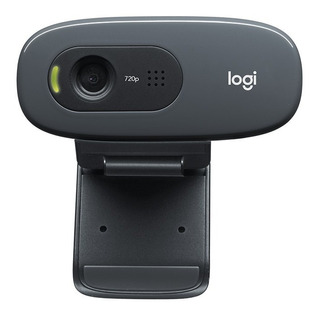 Camara Web Cam Logitech C270 720p Hd Twitch Skype