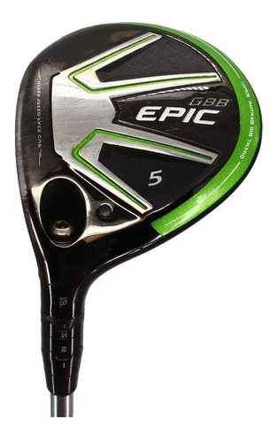 Fairway Callaway Epic Gbb #5 Stiff Zurdo| The Golfer Shop