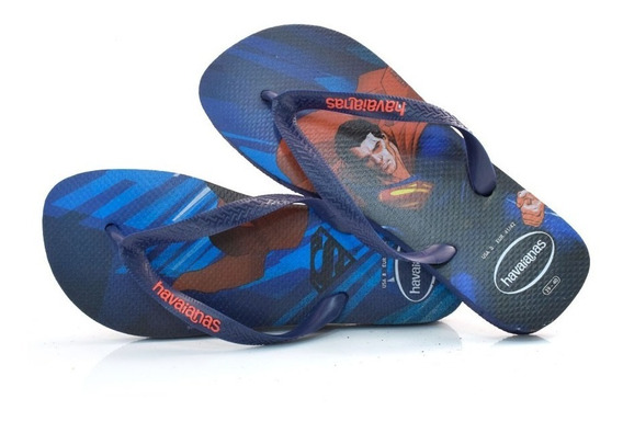 Chinelo Havaianas Top Herois - T.her.dc 18/19