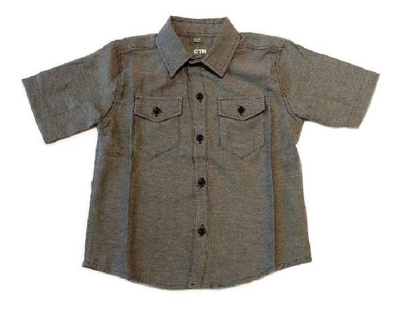 Camisa Manga Corta Niño - Galo - Caricatoon