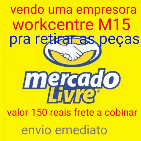 Peças Da Emprensora Workcentre M15