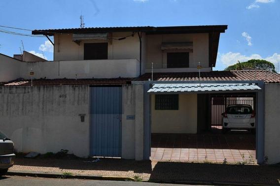 Sobrado Comercial Para Venda E Locação, Jardim Chapadão, Campinas. - So0112