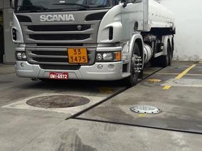 Caminhão Tanque Scania P94 310 2014