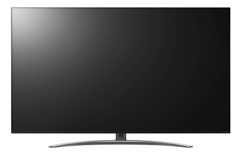 Imagem 1 de 5 de Smart Tv LG Ai Thinq 55sm8600psa Led 4k 55  100v/240v