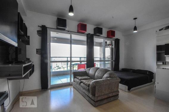 Apartamento Para Aluguel - Brooklin, 1 Quarto, 33 - 892916624