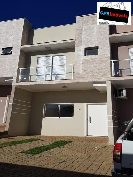 Casa Para Venda Em Condomínio Fazenda Santa Cândida - Ca00240 - 34390668