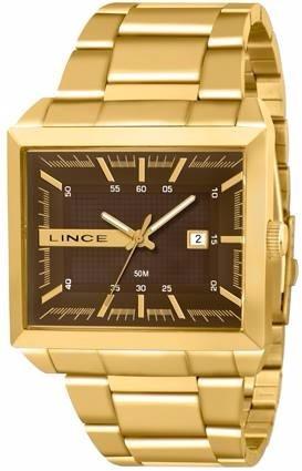 Relógio Lince - Orient Quartz Com Calendário