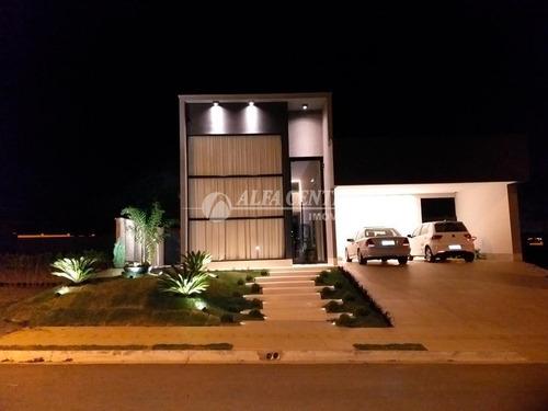 Casa Com 3 Dormitórios À Venda, 230 M² Por R$ 1.690,00 - Portal Do Sol Green - Goiânia/go - Ca0600