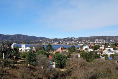 Excelente Lote En Villa Carlos Paz, Gran Vista
