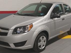 Chevrolet Aveo Sedan 4p Ls L4/1.6 Aut