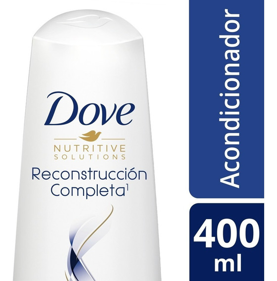 Acondicionador Dove Recontrucción 400 Ml