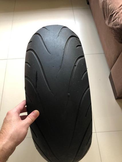 Pneu Moto Michelin Traseiro 190/50 Zr17 (73w)