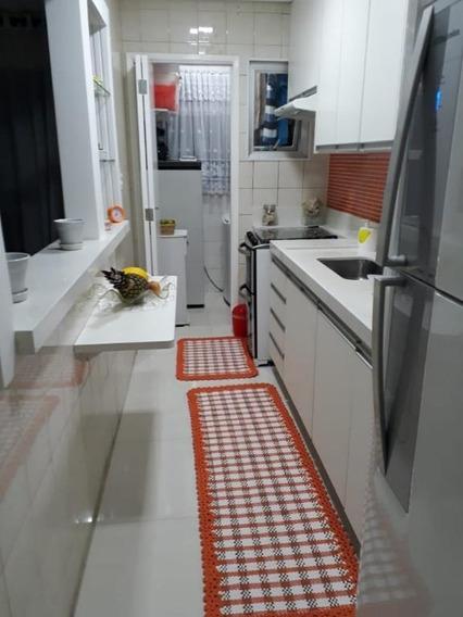 Apartamento Com 3 Dormitórios À Venda, 88 M² Por R$ 500.000 - Anália Franco - São Paulo/sp - Ap3901