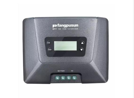 Controlador De Carga Mppt 50a P/ Painel Placa Energia Solar
