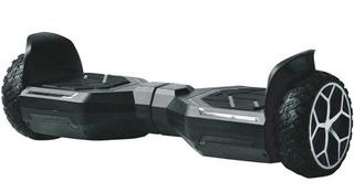 Hoverboard Electrico Blackpcs 6 Bocina Bluetooth Negro