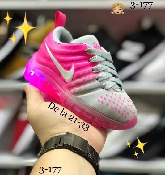 Zapatos Deportivos Para Niños Y Niñas Con Luces Colombianos