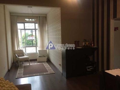 Apartamento À Venda, 3 Quartos, 1 Vaga, Tijuca - Rio De Janeiro/rj - 10663