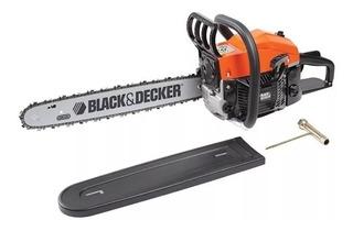 Motosierra Black Decker Ggk45 Naftera Profesional - Rex