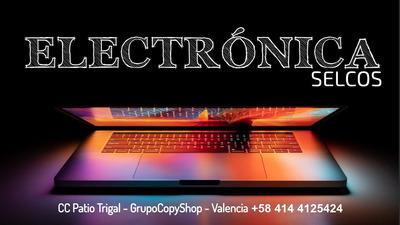 Servicio Electrónica, Reparación, Laptop, Pc, Router, Modem
