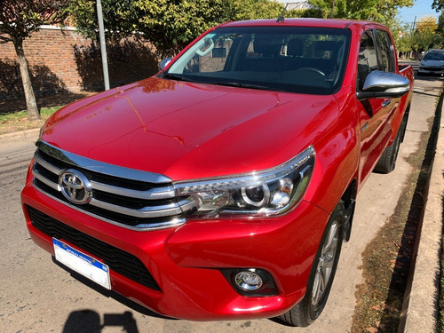 Toyota Hilux Srx At 4x4 Impecable Oportunidad