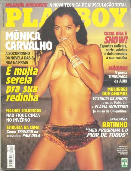 Playboy 2001 - Monica Carvalho* Wendel* Livia* Sabrit*