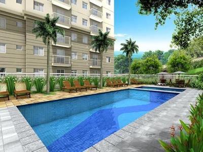 Apartamento Com 02 Dormitórios E 01 Vaga No Fit Novo Osasco - 11212