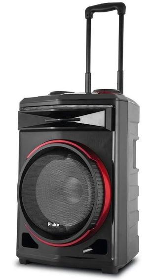 Caixa De Som Amplificada 380w Bluetooth Philco Pcx 6500