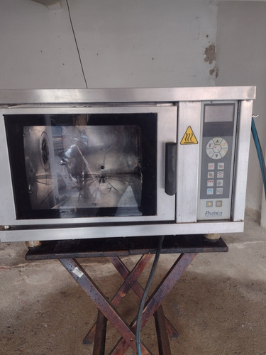 Vendo Forno Industrial Prática Téchnicook Usado Está Funcion