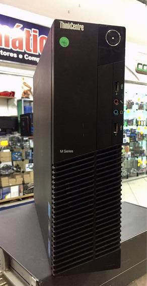 Computador Lenovo M91 I3-2100 Ssd240gb 8gb Ddr3 Wi-fi