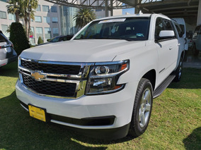 Chevrolet Suburban Lt Piel Cubo At