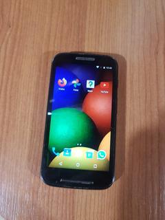 Motorola Moto E 1ra Generacion Libre C/funda Y Cargador