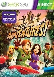 Kinect Adventures!, Xbox 360, Novo, Larcrado, Versao Eua