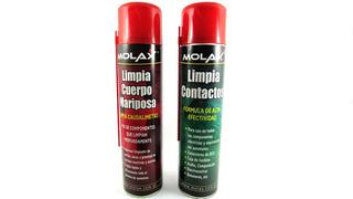 Kit Limpia Contactos + Limpia Cuerpo Mariposa