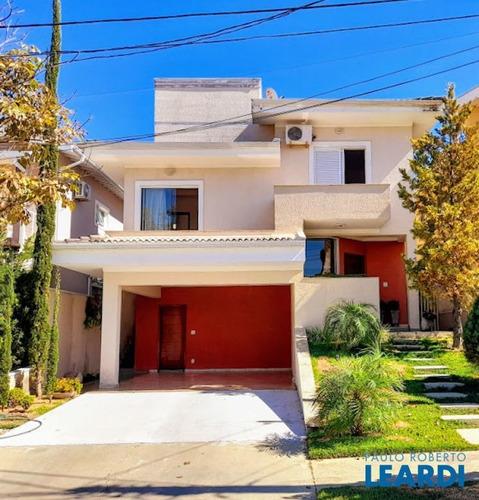 Imagem 1 de 15 de Casa Em Condomínio - Condomínio Residencial Terras Do Orient - 642842