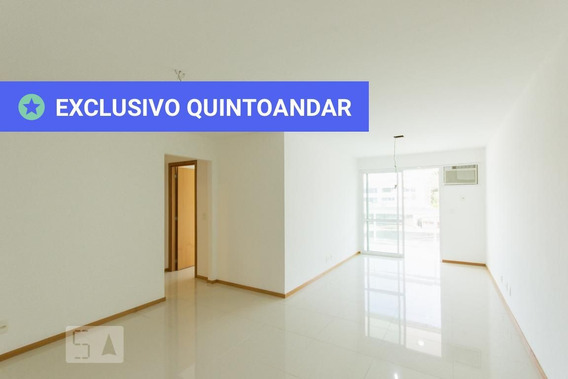 Apartamento No 1º Andar Com 2 Dormitórios E 2 Garagens - Id: 892948457 - 248457