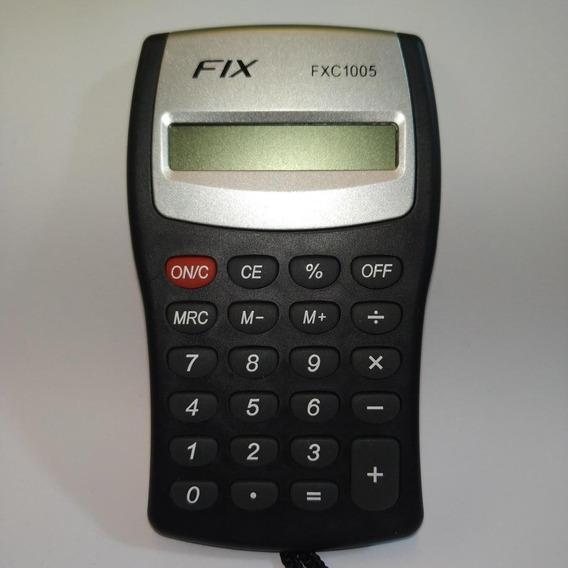Micro Calculadora Preta