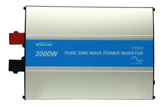 Inversor Epever 2000w Entrada 24v Saída 220v Onda Pura 60hz