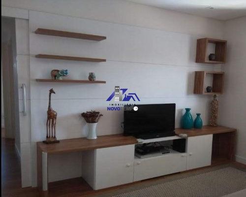 Apartamento A Venda/locação No Jd. Tupanci, 4dorm, 2 Vagas - Barueri - 2640 - 67875211
