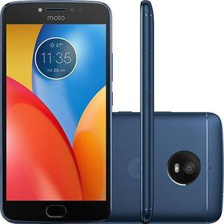 Smartphone Motorola Moto E4 Plus Azul Safira 5.5 Vitrine