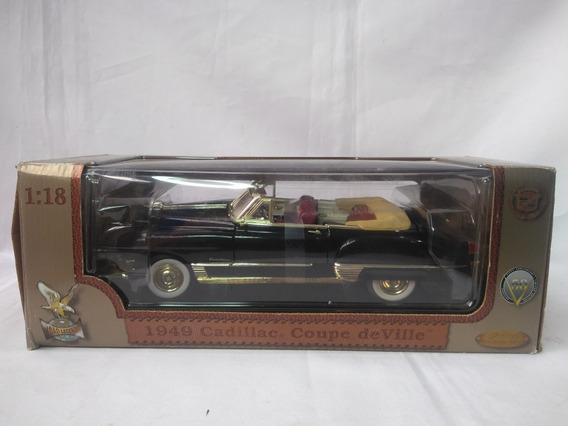 Cadillac Coupe De Ville Ed. Ltda. Banco Couro 1/18 Yat Ming