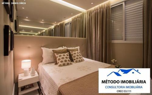 Apartamento Para Venda Em Santo André, Parque Jaçatuba, 3 Dormitórios, 1 Suíte, 2 Banheiros, 1 Vaga - 12187_1-1694657